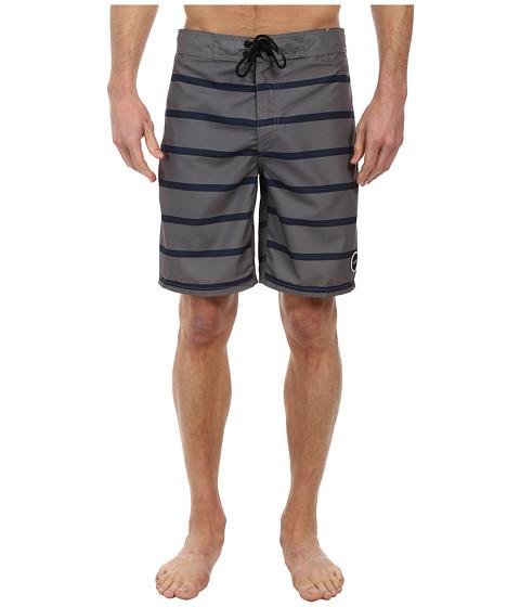 Tavik - Capital Boardshort (Grey) Men's Swimwear