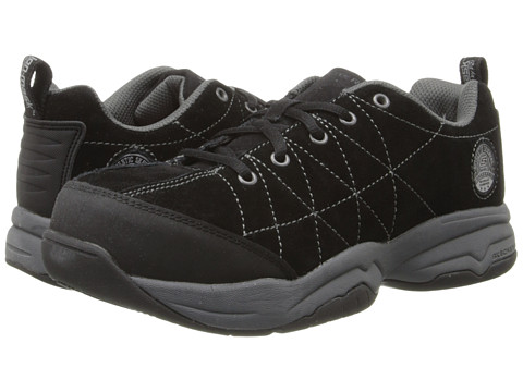 SKECHERS Work - Felton Turvey (Black) Women's Industrial Shoes