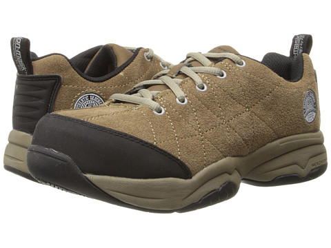 SKECHERS Work - Felton Turvey (Brown) Women's Industrial Shoes