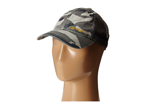 Carhartt - Brandt Cap (Rugged Grey Camo) Caps