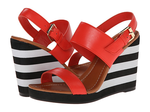 Kate Spade New York - Bina (Tomato Red Nappa) Women
