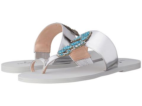 Kate Spade New York - Cazabon (Silver Specchio Seahorse) Women's Shoes