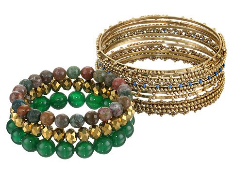 Dee Berkley - Captivate Bracelet (Green) Bracelet