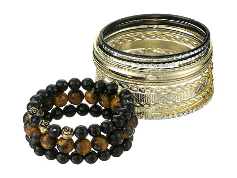 Dee Berkley - Strength Bracelet (Black/Brown) Bracelet