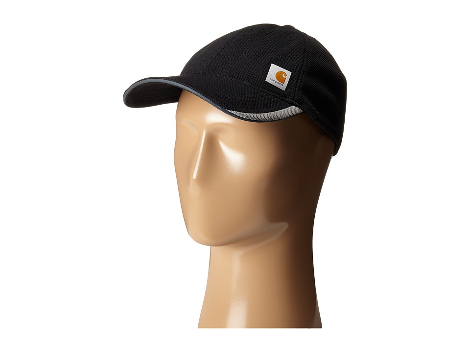 Carhartt - Force Kingston Cap (Black) Baseball Caps