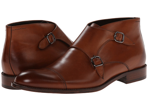 To Boot New York - Brighton (Tan Berry) Men's Shoes