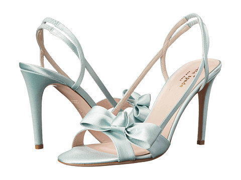 Kate Spade New York - Ideal (Pale Blue Satin) Women's Shoes