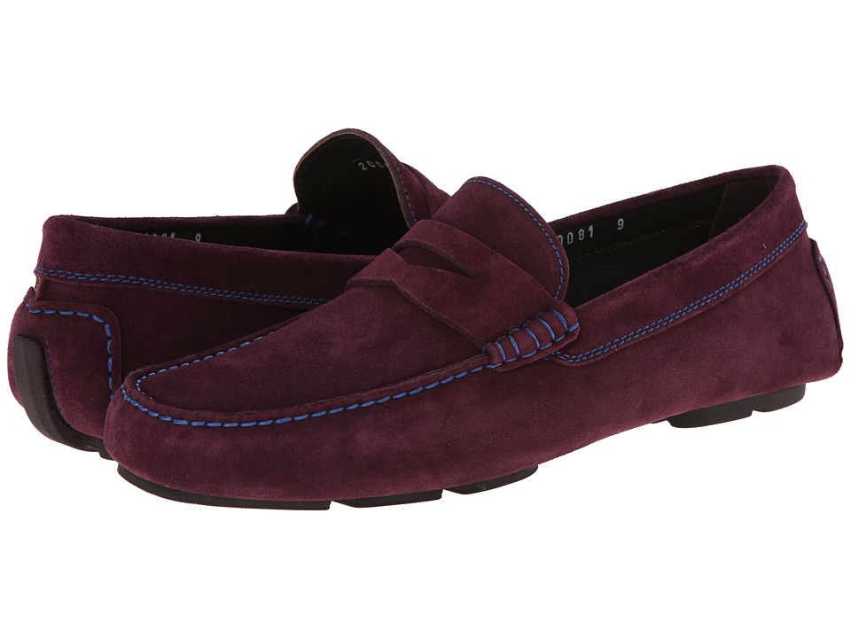 To Boot New York - Ashton (Aubergine Softy) Men's Shoes