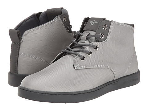 Creative Recreation Kids - Vito (Big Kid) (Grey/Charcoal) Boys Shoes