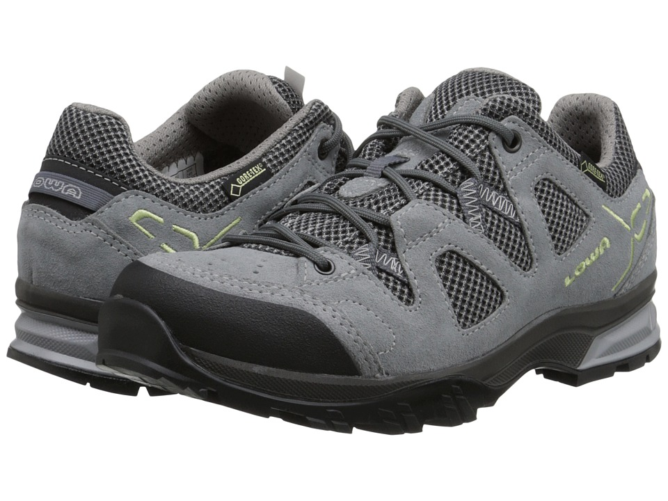 Lowa - Phoenix GTX Lo WS (Grey/Mint) Women's Shoes