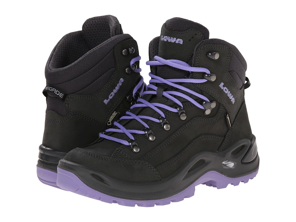 Lowa - Renegade GTX Mid (Anthracite/Litac) Men's Hiking Boots