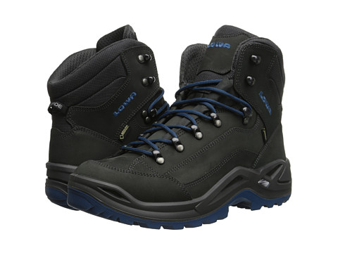 Lowa - Renegade GTX Mid (Anthracite/Denim) Men