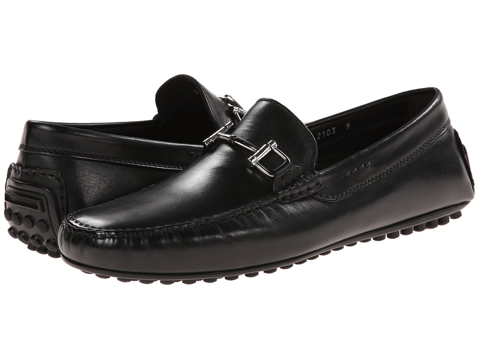 To Boot New York - Mitchell (Nero Praga) Men's Shoes