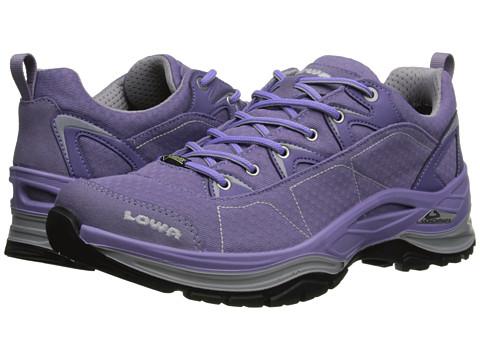 Lowa - Ferrox GTX LO WS (Iilac) Women's Shoes