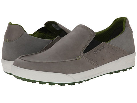 Lowa - Cadiz (Light Grey/Green Gecko) Men's Shoes