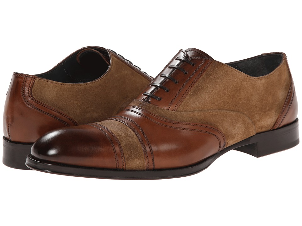 To Boot New York - Grady (Tan Parmadoc/Tobacco Softy) Men
