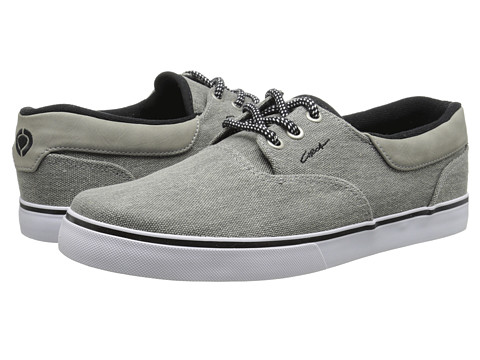 Circa - Valeo SE (Grey/Black) Men's Shoes