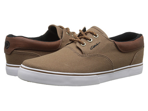 Circa - Valeo SE (Brown/White) Men's Shoes