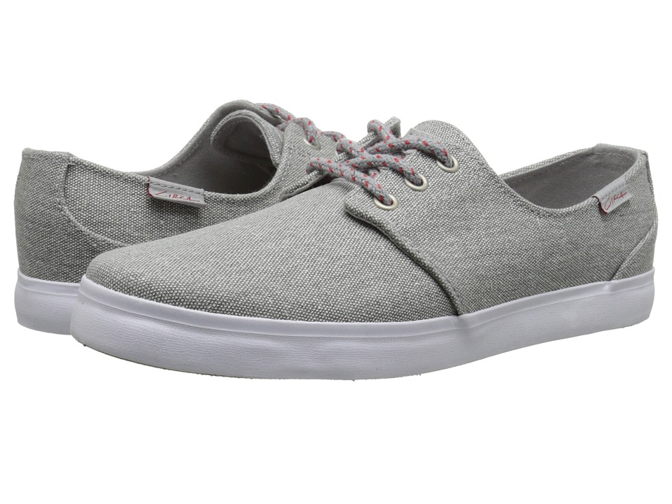 Circa - Crip (Grey/Washed White) Men's Skate Shoes