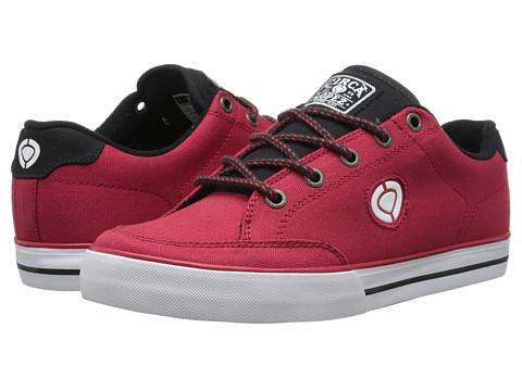 Circa - AL50 Slim (Pompeian Red/White) Men's Shoes