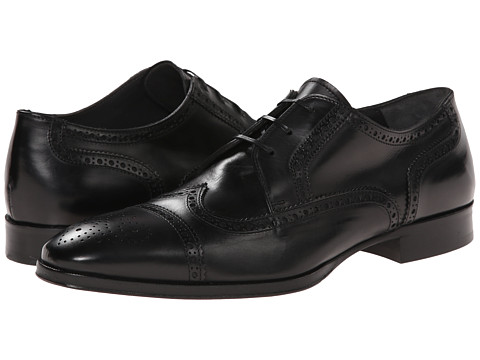 To Boot New York - Tenley (Black Parmadoc) Men's Shoes
