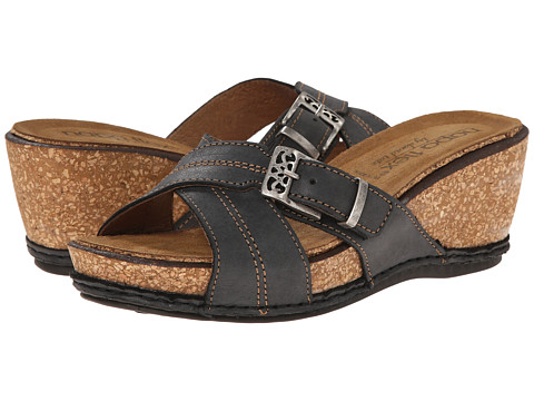 David Tate - Camellia (Black) Women's Sandals