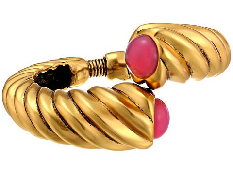 Oscar de la Renta - Shell Bracelet (Hibiscus) Bracelet