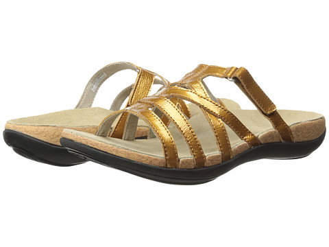 Spenco - Roman (Gold) Women's Sandals