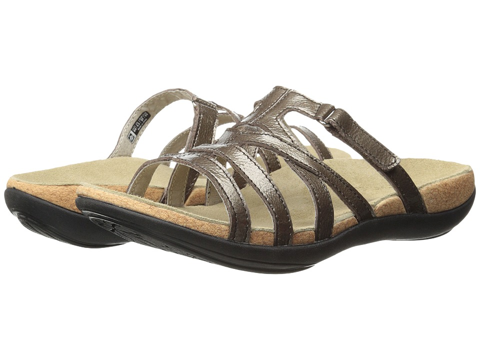 Spenco - Roman (Dark Taupe) Women