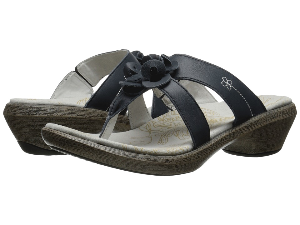 Spenco - Rose (Navy) Women's Sandals