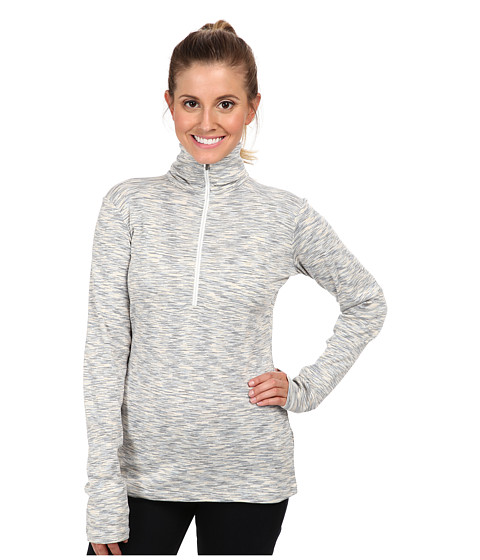 Columbia - Outerspaced 1/2 Zip (Sea Salt 1) Women's Long Sleeve Pullover