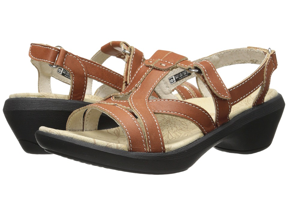 Spenco - Charlotte (Camel) Women