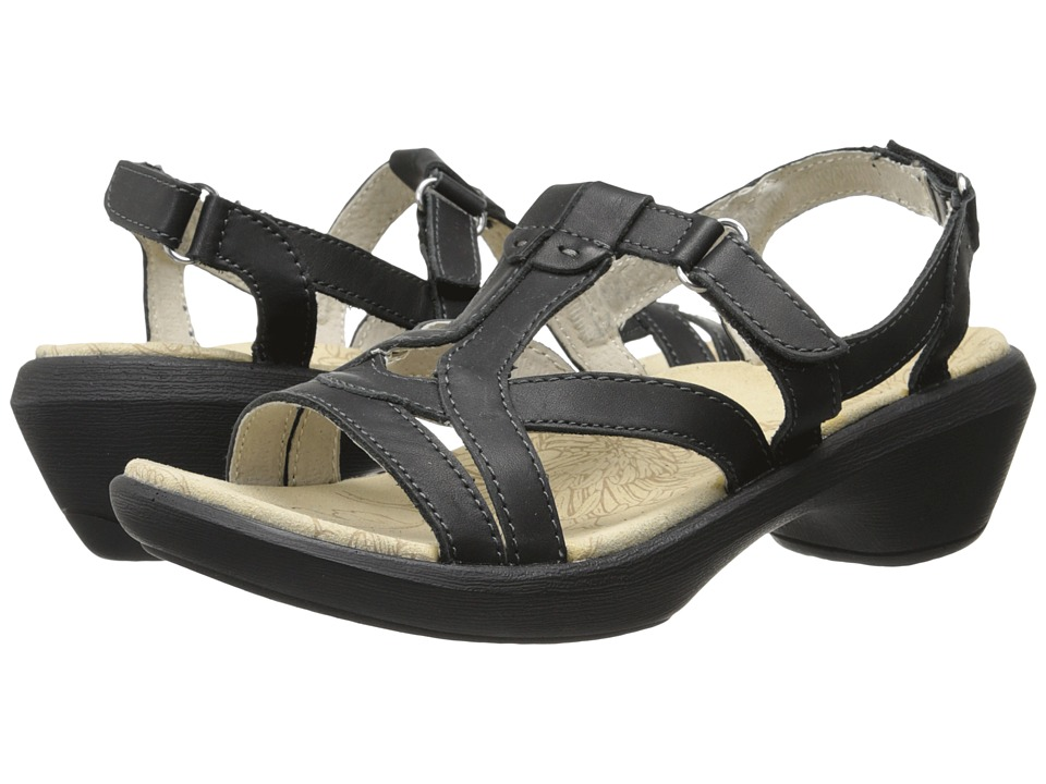 Spenco - Charlotte (Black) Women's Sandals