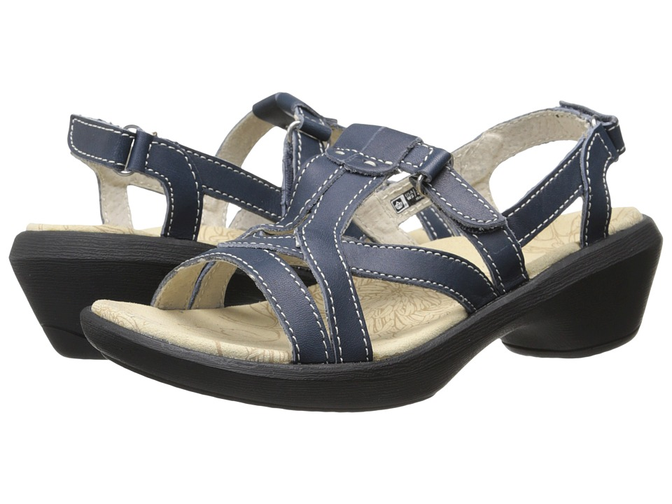 Spenco - Charlotte (Navy) Women's Sandals