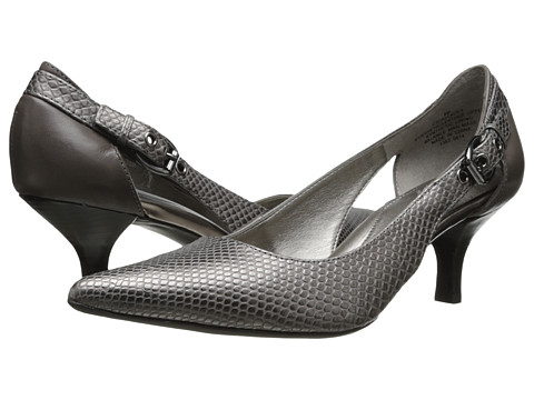 Circa Joan & David - Callalily (Pewter/Dark Grey Synthetic) High Heels