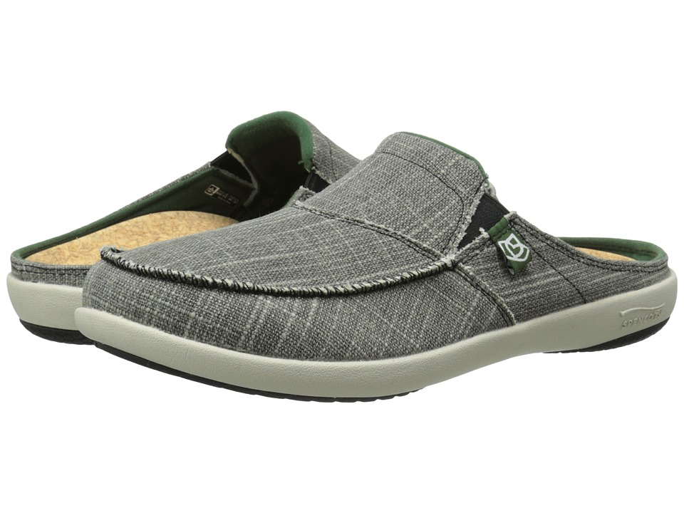 Spenco - Siesta Slide (Ash Grey) Men's Clog Shoes