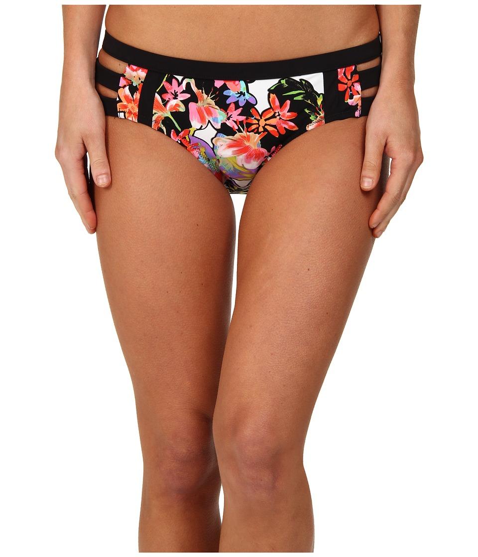 Nanette Lepore - Havana Tropical Doll Full Hipster Bottom (Multi) Women's Swimwear