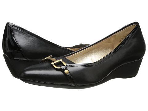 Circa Joan & David - Yelkira (Black Multi Leather) Women's Shoes