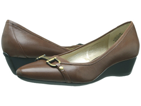 Circa Joan & David - Yelkira (Dark Cognac Multi Leather) Women's Shoes