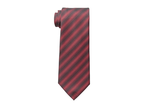 Kenneth Cole Reaction - Pixel Stripe (Red) Ties