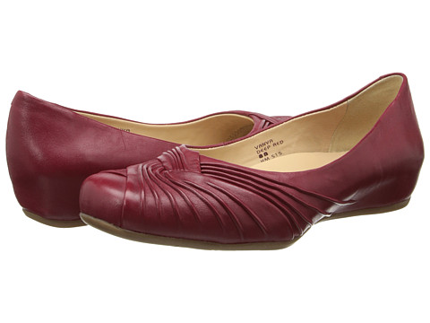 Earth - Vanya Earthies (Deep Red Leather) Women