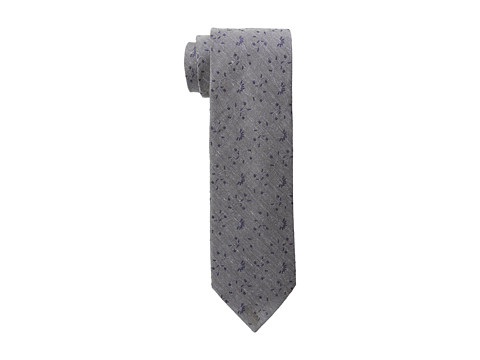 Calvin Klein - Suiting Floral (Black) Ties