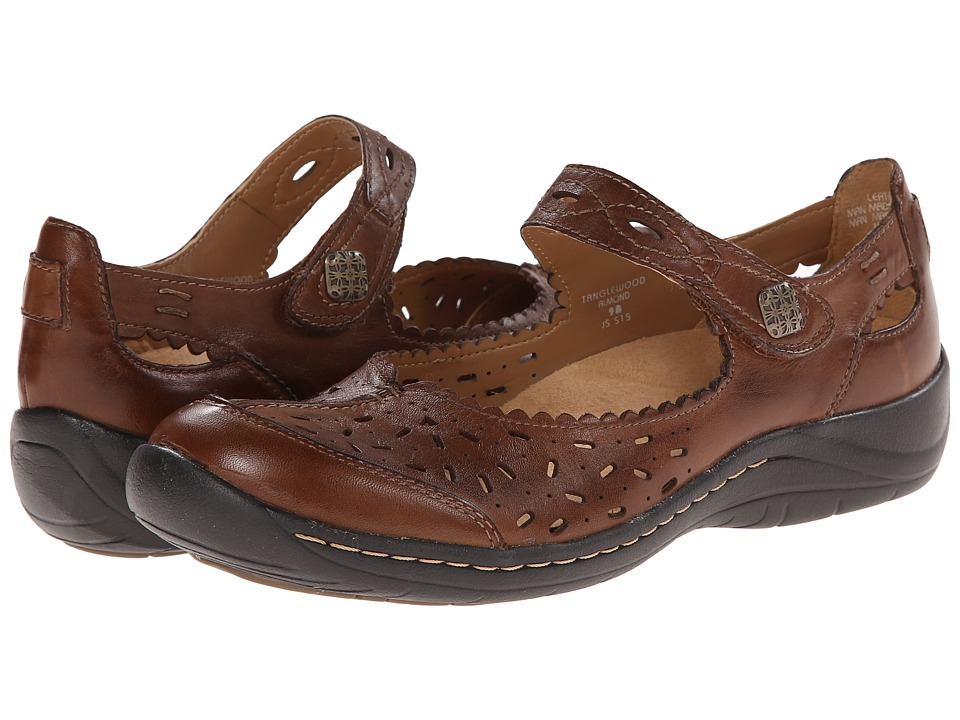 Earth - Tanglewood (Almond Full Grain Leather) Women's Maryjane Shoes