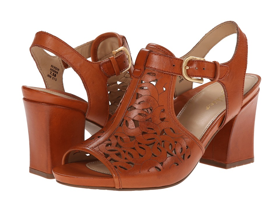 Earth - Acadia Earthies (Henna Leather) High Heels