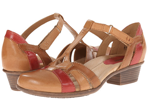 Earth - Luck (Sand Multi Full Grain Leather) Women