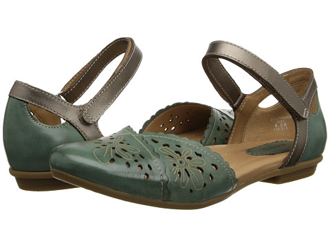 Earth - Belltower (Teal Full Grain Leather) Women's Maryjane Shoes