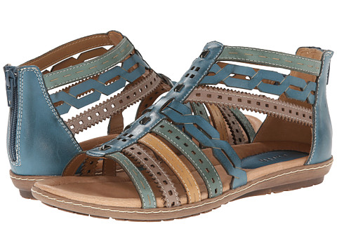 Earth - Bay (Shadow Blue Multi Full Grain Leather) Women