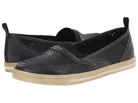 Earth - Citrus (Black Full Grain Leather) Women's Slip on Shoes