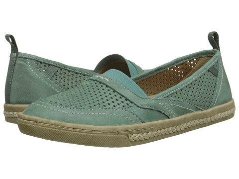Earth - Citrus (Mint Full Grain Leather) Women