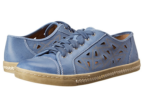 Earth - Pomelo (Royal Blue Full Grain Leather) Women's Lace up casual Shoes